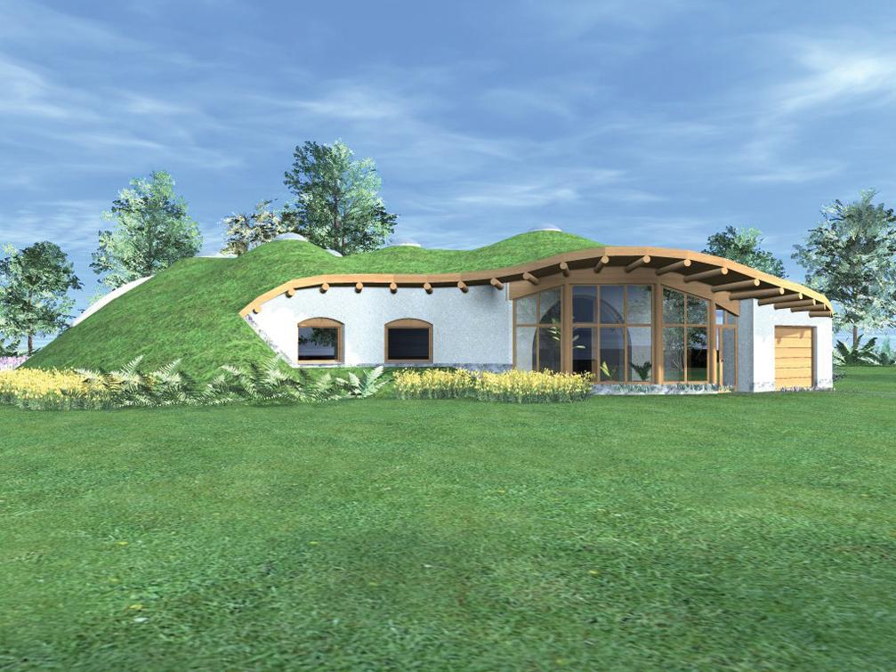 A fenntartható építészet alapjai - Nem a házzal indul az ökologikus építészet!